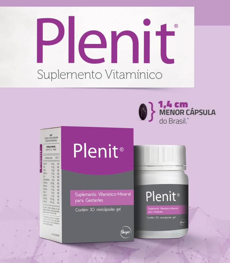 Plenit - Geyer Medicamentos